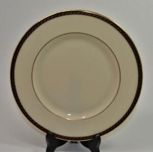 LENOX-Fine-Porcelain-Made-USA-PRESIDENTIAL-TYLER-Pattern-8-1-4-034-d-Salad-Plate