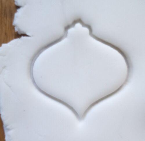 6 Noël Cookie Cutters Mini Petite Taille biscuit pâte Mitten bonhomme de neige flocon de neige