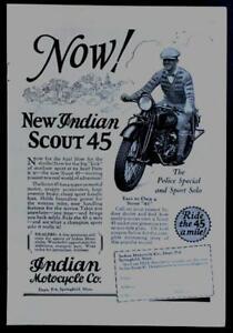 1947 Indian Motorcycle ad | Indian motorcycle, Indian