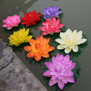Floating-Plants-Water-Lily-Fake-Plants-Artificial-Lotus-Flower-Simulation