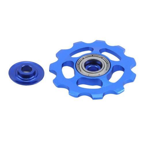 Mountain Bike Cycle Jockey Pulley Wheel Rear Derailleur Parts Outdoor Tools HS