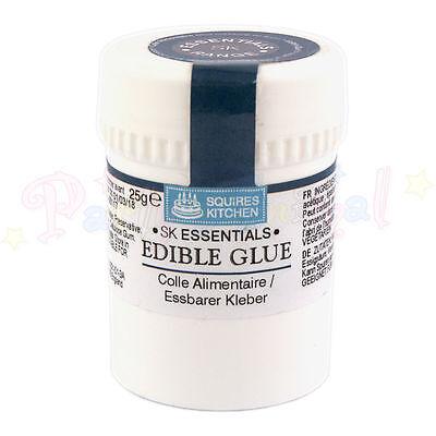 Squires Kitchen - Edible Glue 25g net - Sugarcraft Cake Decorating Equipment