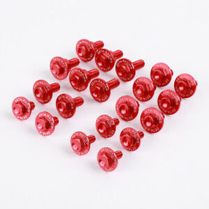 Zeta-Aluminum-Red-Bolt-Kit-For-Honda-CRF-250-R-14-17-450-R-13-16
