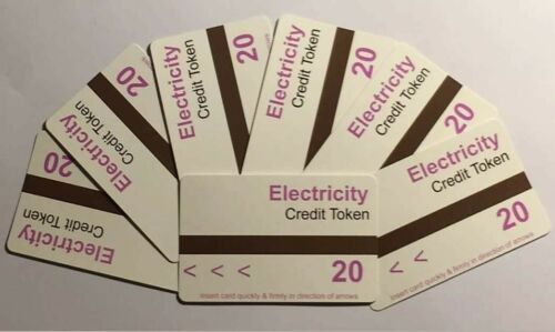 Ampy Meter Cards £20 Value For £3 Code B
