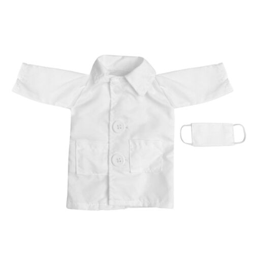 Doll Clothes Doctor Nurse Clothing Outfit Set for 18 inch Our Generation My Life