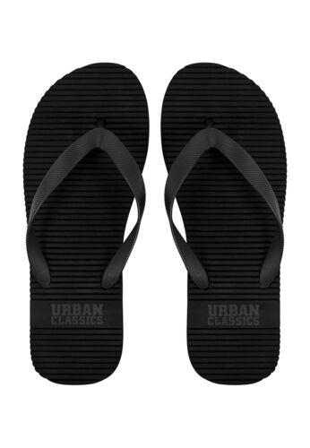 Urban Classics Basic Slipper TB1483 Black