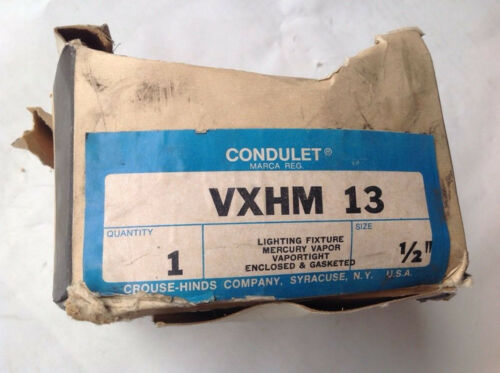 Crouse-Hinds VXHM 13 Lighting Fixture