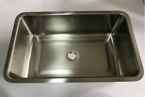 RV Caravan Camper SS Rectangular Hand Wash Basin Kitchen Sink GR-502 ...