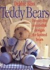Teddy Bears : Twenty-Five Irresistible Designs for Knitted Bears by Debbie Bliss (1997, Paperback, Revised)