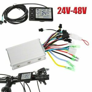 24-48V-Electric-Bicycle-E-bike-Scooter-Brushless-Motor-Speed-Controller-Durable