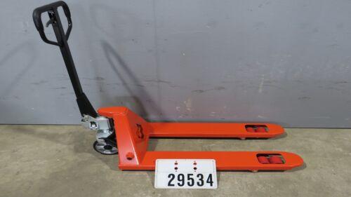 Bac De Réception plus HPT-A handhubwagen palettes TRANSPALETTE 2000 kg fourche longueur 110 cm #29534