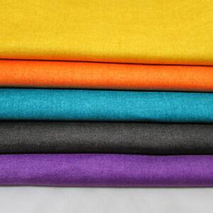 Textura de lino por MAKOWER 100/% Tela De Algodón
