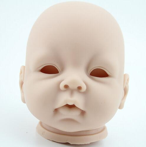 DIY Baby Doll Kit Mold Silicone Handmade Toddler Dolls Kits Reborn