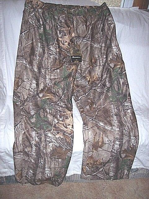 Mens 3X  Rain Pants Realtree Camo Pants Camo Hunting Pants Non Insulated Pant  60  free shipping worldwide