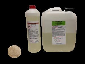 2K-EPOXID Grundierung Quarzsand Steinteppich Menge wählen 5m²-20m²