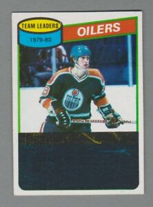 1980-81-Topps-Team-Leaders-182-Wayne-Gretzky-Unscratched