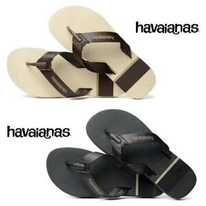 485930826bfe Image is loading Havaianas-Urban-Craft-Flat-Flip-Flops-Mens-Boys-