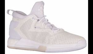 ADIDAS Damian D LILLARD 2.0 2 White PRIMEKNIT basketball grow dark ... 9fa763f51