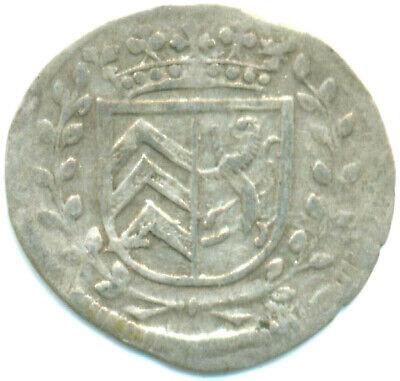 Radient Hanau-münzenberg Kleinmünzen & Teilstücke 1 Kreuzer 1681 Sm Münzen