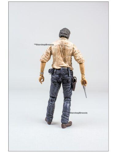 WALKING DEAD TV Series 6 Rick Grimes Action Figure McFarlane