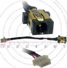Acer Aspire S7-391-9886 DC Power Jack Zócalo Puerto con Conector de Cable