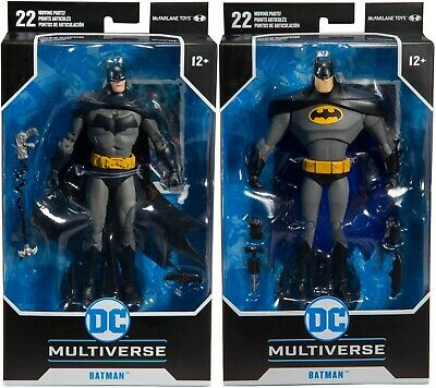"McFarlane DC Multiverse Batman Deluxe 7/"" Action Figure Brand New IN HAND MOC"
