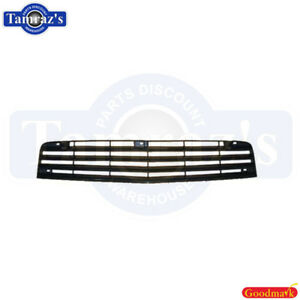 1980-1981-80-81-Camaro-Upper-Grill-Grille-Black-Z28-New-Goodmark-GMK4021050802
