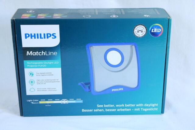 Philips pjh20 Matchline Batterie DEL Lumière du jour farbprüf-Travail éclairage 2300 LM ip67