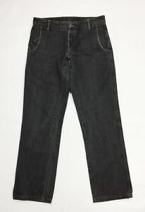Guess jeans uomo usato gamba dritta w33 tg 47 comodo relaxed boyfriend T3878
