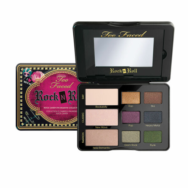 Too Faced Rock N Roll Candy Eye Shadow Eyeshadow Palette Collection