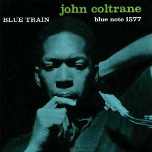 JOHN-COLTRANE-BLUE-TRAIN-NEW-SEALED-VINYL-REISSUE-NEW-amp-SEALED