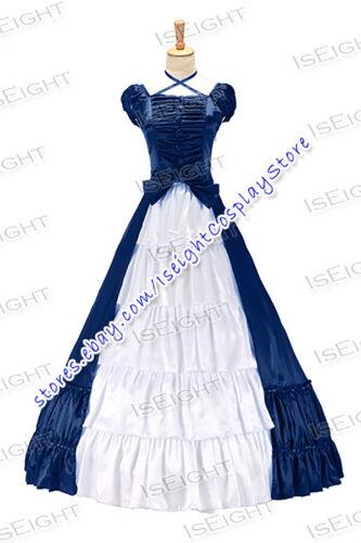 Details about  /Romantic Romantik Lolita Vintage Color Collision Strap Sleeveless Ruffles Layers