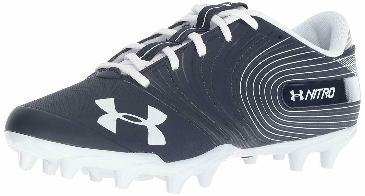 Under Armour Mens Nitro Low Low Mc Football Low Nitro Top Lace Up ... Modisch