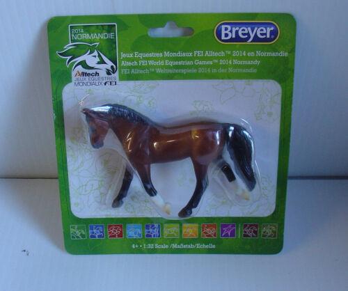 Breyer Model Horses FEI Limited Edition Holsteiner Bay Dressage Warmblood #9163