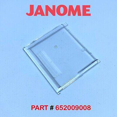 Janome Plastic Bobbin Cover Plate