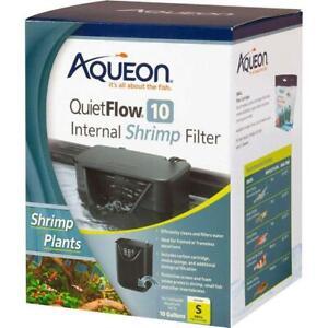Aqueon-Quiet-Flow-Internal-Shrimp-Filter-10-Gallon
