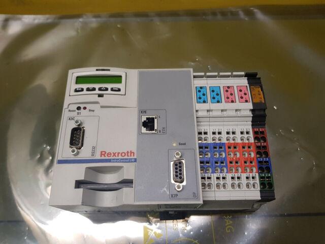 Rexroth Indracontrol L40 CML40.2-NP-330-NA-NNNN-NW Mnr : R911170254#5