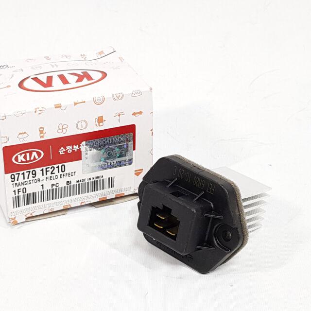 971791f210 971791f200 Blower Motor Resistor For Kia Spectra 2007 Rhebay: 2007 Kia Spectra Blower Resistor Location At Gmaili.net