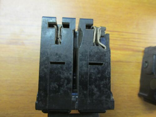 UA-34A * ITE  60 AMP 2 POLE CIRCUIT BREAKER TYPE EQ-P QP2-B060 CHIPPED ...