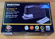 Bostitch Professional B8 Impulse 45 Electric Stapler Includes 5000 Staples Nib