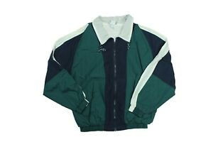 Vintage-Pro-Spirit-Colorblock-Zip-Up-Jacket