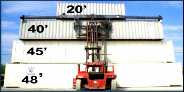 20' Steel Shipping Containers - Cargo - Storage Container  -  Charlotte