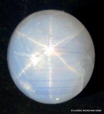 Top Stern Saphir Edelstein Blue Star Sapphire Gemstone Zaffiro Stellato 2.36 ct