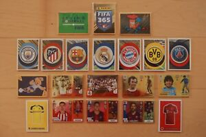 PANINI-FIFA-365-de-2019-Stickers-20-30-50-100-200-Choisir-selection-Choose