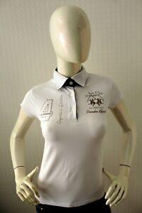 LA-MARTINA-Polo-Taglia-S-Donna-T-Shirt-Maglia-Jersey-Woman-Maglietta-Shirt