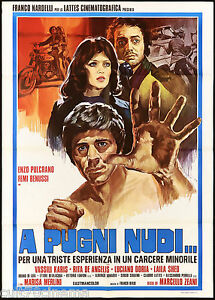 A-PUGNI-NUDI-MANIFESTO-CINEMA-FILM-BOXE-PUGILATO-ZEANI-ITA-1974-MOVIE-POSTER-2F