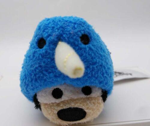 "2018 Disney Store narwhal Goofy  Summer Sea Life Tsum Tsum PLUSH 3.5/"""