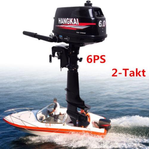 3,5-7PS Außenborder Bootsmotoren Außenbordmotor 4//2-Takt Benzinmotor Bootsport