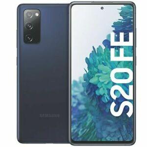 Samsung Galaxy S20 FE SM-G780F/DS 128GB Cloud Navy Ohne Simlock Dual Sim NEU