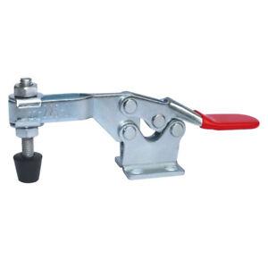 4 PCS Kniehebelspanner Schnellspanner Horizontal Knebelklemme